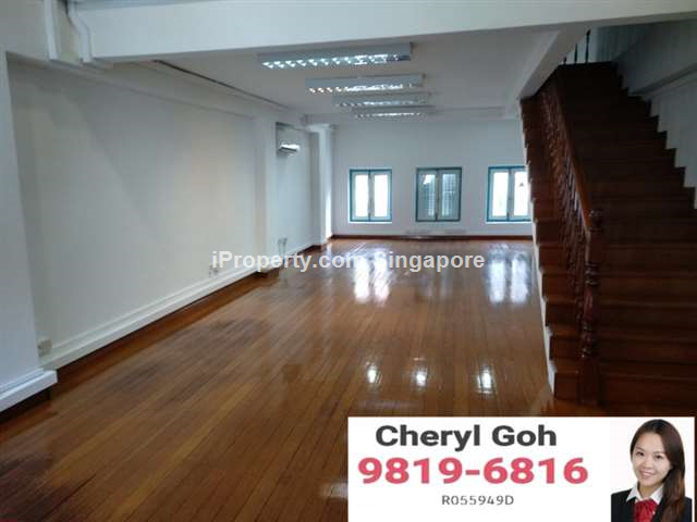 Amoy Street Office for Rent