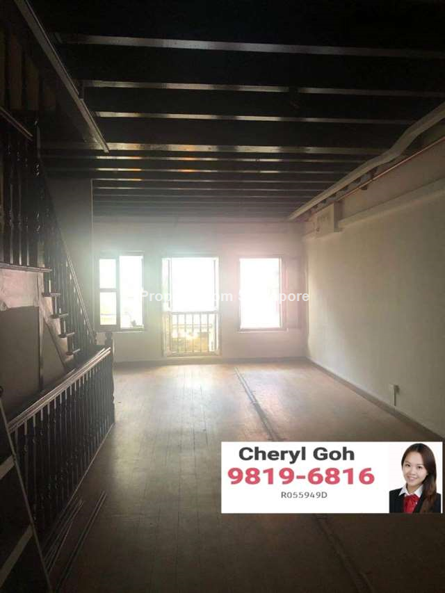 Chinatown Office /Cafe Space for Rent