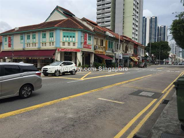 Shop House @ Jalan Besar