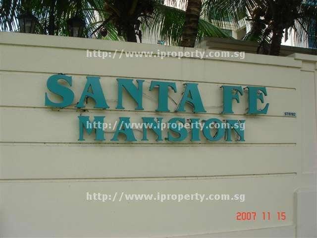 Santa Fe Mansions