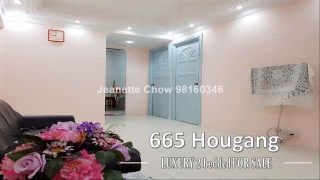 Hougang, Blk 665