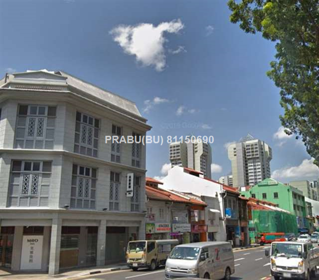 RENOVATED SHOPHOUSE OPPOSITE SIM LIM SQUARE