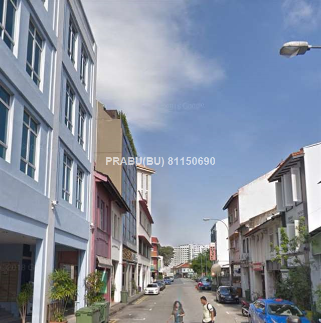 Below $1300 PSF. Little India Shophouse
