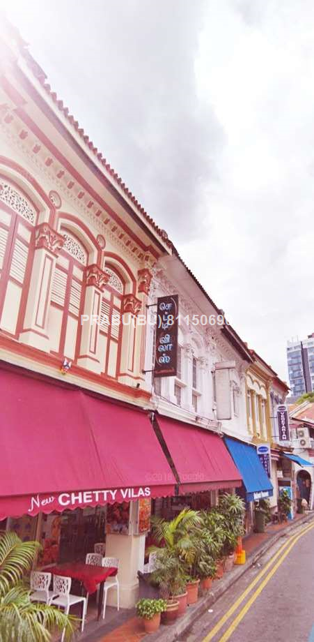 3.5% RENTAL YIELD FREEHOLD SHOPHOUSE FOR SALE