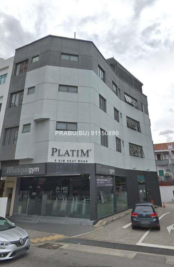 4 Story Building for Sale Near Balestier
