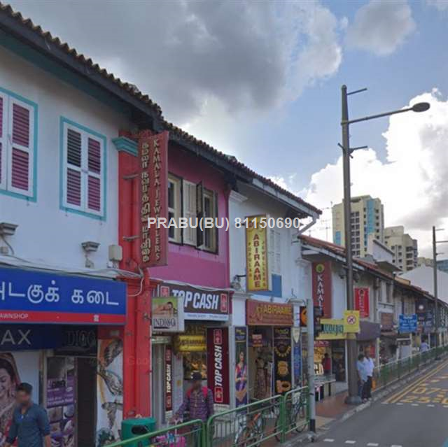 Super Prime Shop House In Little India
