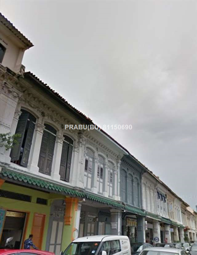 $1500 PSF Shophouse @ Little India