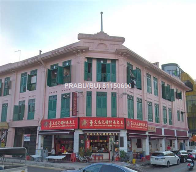 INVESTOR ALERT!LOWEST PSF!4½ Story Shophouse!