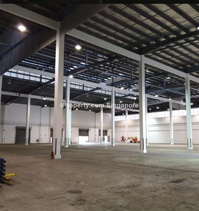 Ground Floor Warehouse @ Tuas