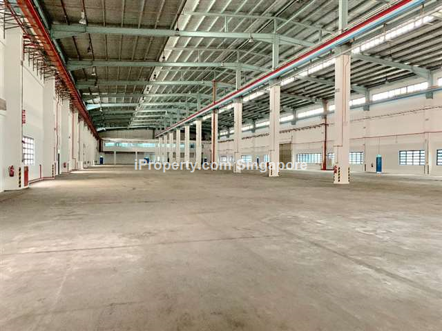 12 meter Workshop Fty Fabrication Assembly