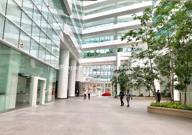 Modern Office space, Business Park next to MRT