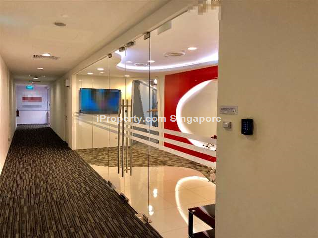 Expo MRT Business space alike Grade A Office