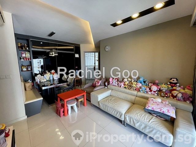 Toa Payoh, Blk 138C