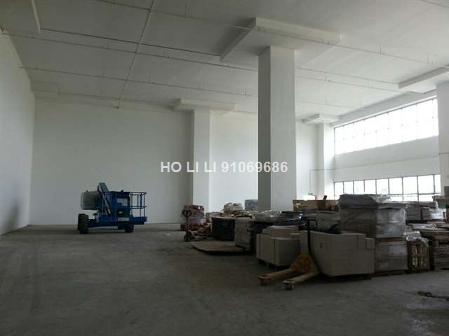 Jurong / Pioneer / Benoi Factory Warehouse Office