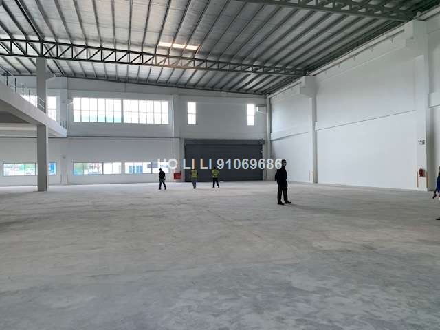 STANDALONE FACTORY/ OFFICE SUIT METAL / OIL & GAS