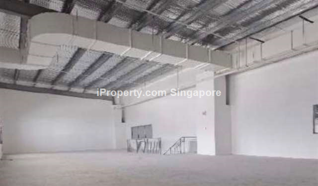 Ramp up/8.8m ceiling @ Pioneer for rent