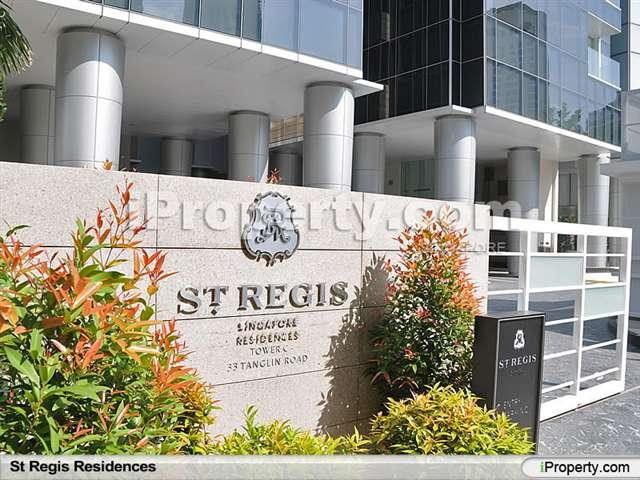 St Regis Residences