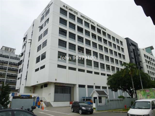 Asiawide Industrial Building