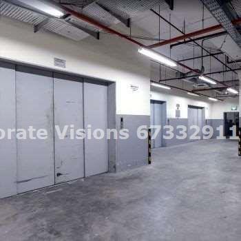 Small warehouse at Jurong East
