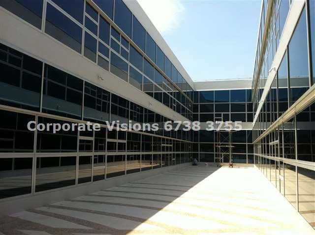 Hi-Tech Industrial Building @ Kaki Bukit