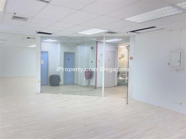 Singapore, Commercial office for rent in Bugis