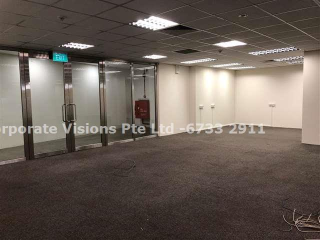 Fitted office for lease in Alexandra
