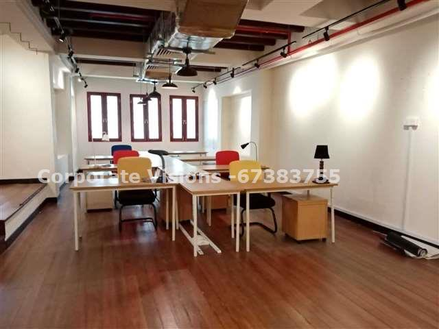 Fitted Walk up Office at Telok Ayer