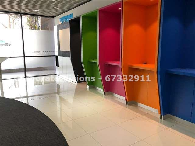 Fitted office At Tampines