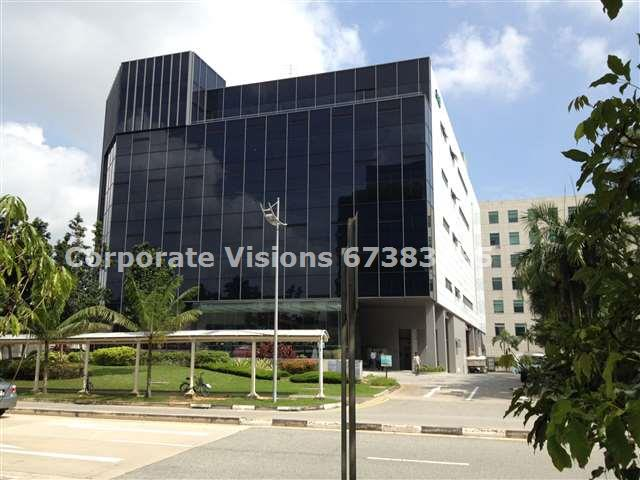 Changi Business Park ,Corporate Building for Lease