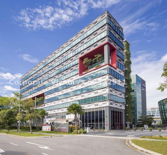 Fitted office at Changi / Walk to Expo MRT