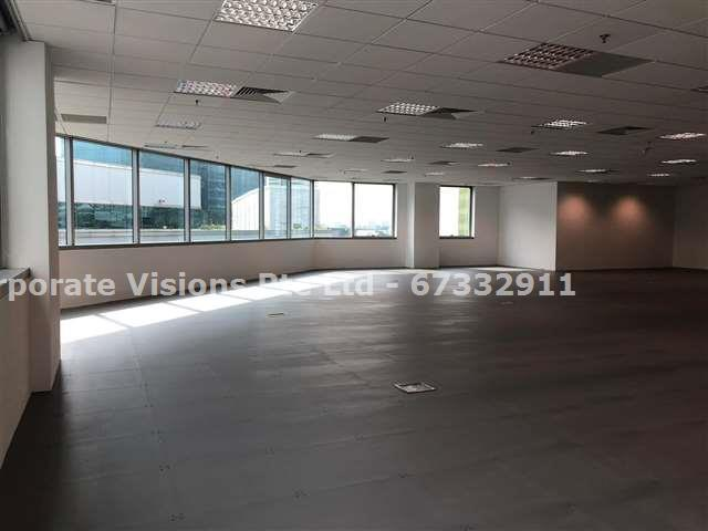 Last Unit - Jurong East fitted office