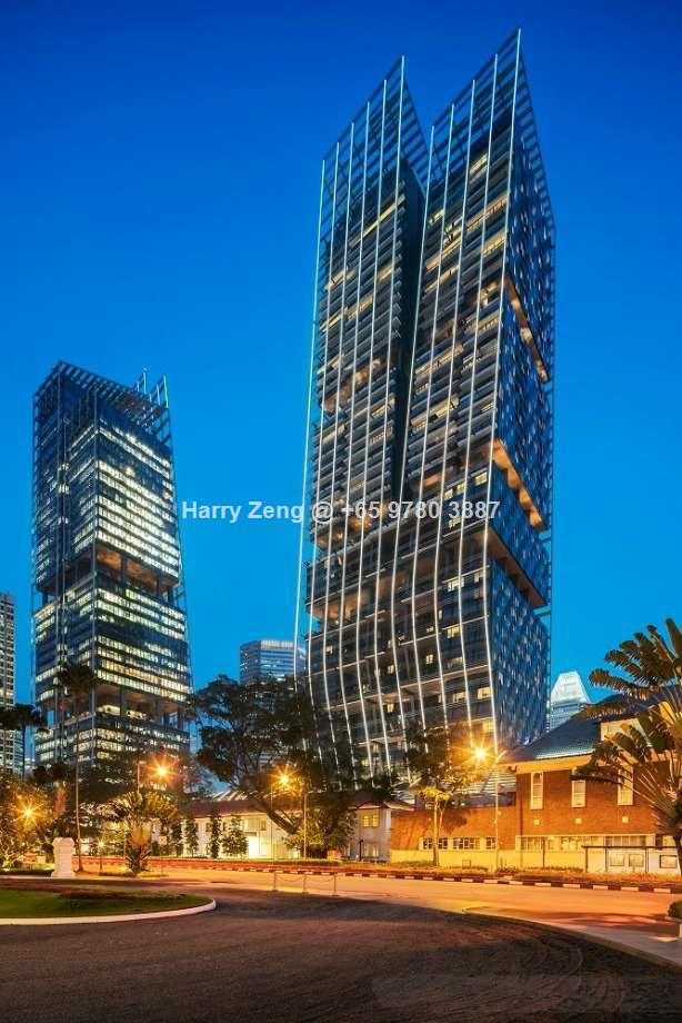 South Beach Residences - City View
