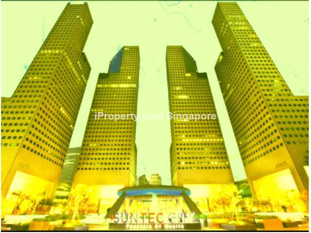Suntec City Tower 1