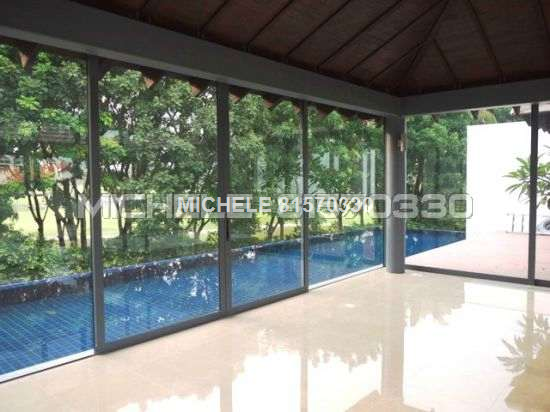 Modern Golf Course Home on Sentosa