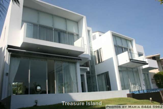 Treasure Island Modern-Light Filled