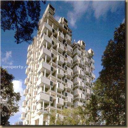 The Colonnade (Colonnade Apartment)