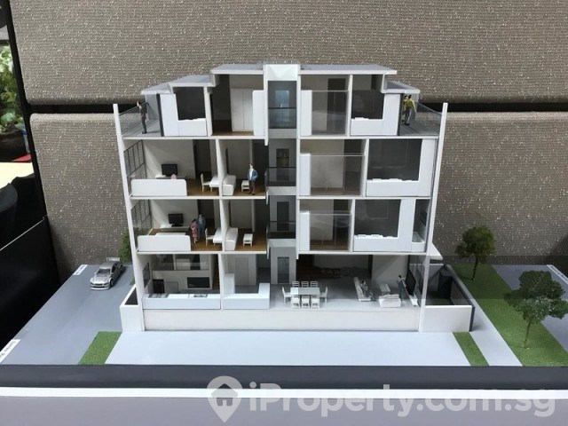 *** A Brand New Terrace House @ Lorong 36, NEW LISTINGS FOR SALE***