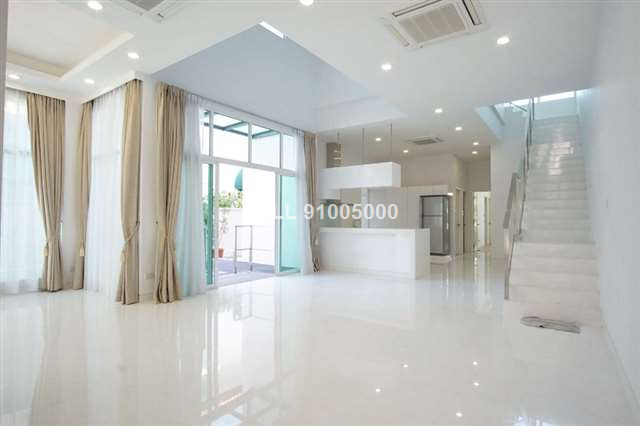 Namly New Semi Detached House With  Jacuzzi Pool