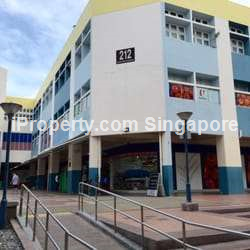 Bedok Central IT Business for Takeover