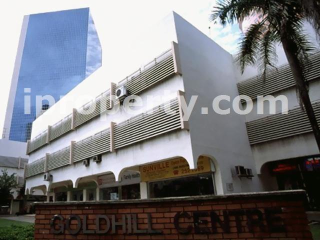 Goldhill Centre