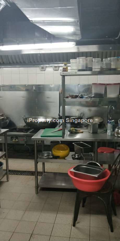 Farrer Park MRT vicinity F&B for Takeover