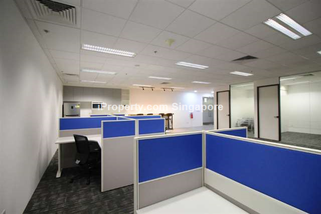 11 Tampines Concourse Office