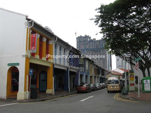 Duxton Road 2nd Floor Office for RENT