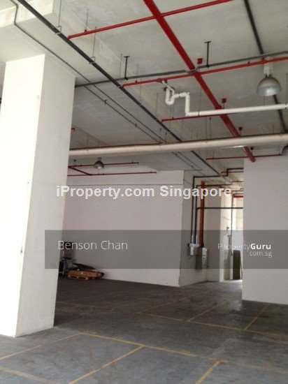 Ubi Ground Floor Industrial Building