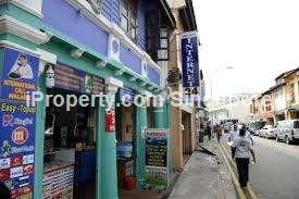 Dunlop Street Shophouse for RENT