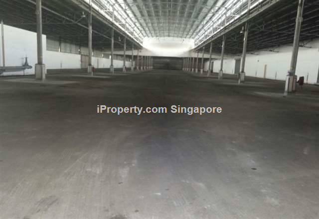 Tuas South Ground Floor Warehouse RENT