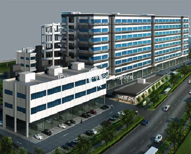 Link@AMK Office Space for rent