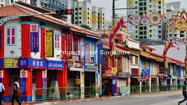8X Serangoon Main Road Shophouse SALE