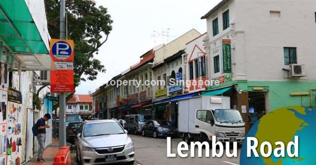 Lembu Road Shophouse for RENT