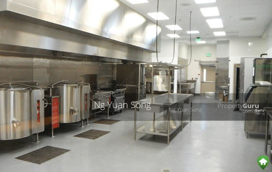 Industrial For Rent In Senoko Food Factory | Central Kitchen For Rent |  IProperty.com.sg